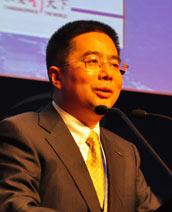 张宝林 长安汽车公司总裁