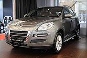 2011款东风裕隆纳智捷SUV