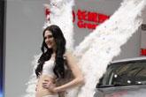 车展版赤裸天使