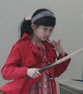 11岁,美女,九球北京公开赛