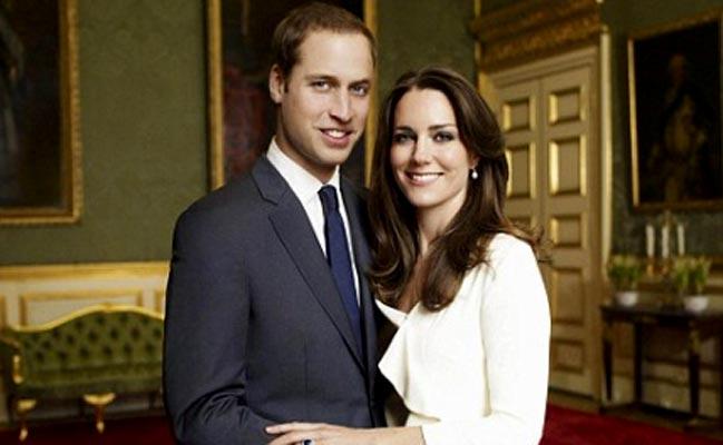 威廉王子+凯特王妃