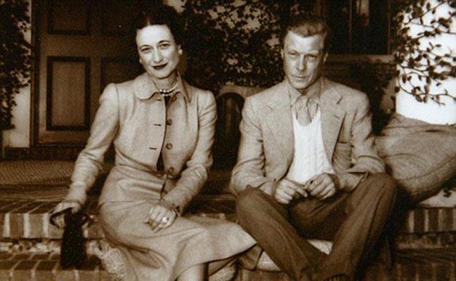 温莎公爵夫妇:爱德华八世+沃丽斯-辛普森