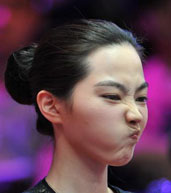 车侑蓝,九球,美女,九球北京公开赛