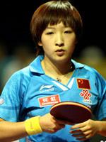刘诗雯,2011世乒赛