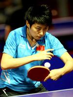 郭跃,2011世乒赛