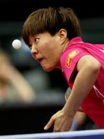 郭焱,2011世乒赛