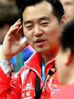 孔令辉,2011世乒赛