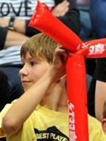 球迷,2011世乒赛