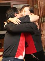 张继科父母,2011世乒赛