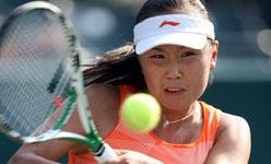 彭帅,法网,法国网球公开赛