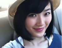 冯小刚21岁漂亮女儿冯思羽私房美照首曝光
