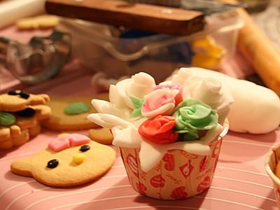 翻糖饼干DIY活动