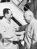 毛泽东赫鲁晓夫与中苏分裂