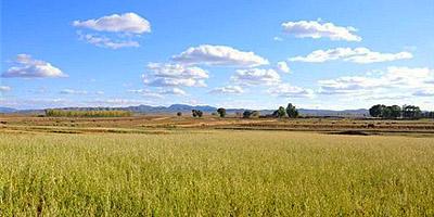 北京家门口的草原:京西草原