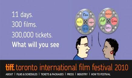 加拿大多伦多 电影节