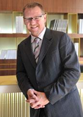 宝玑中国区副总裁 卢克勤