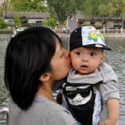 新疆 小依(儿子 1岁4个月)