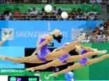 大运会,艺术体操