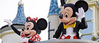五大迪士尼乐园 寻找童年快乐