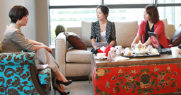 搜狐出国专访新通国际总裁麻亚炜