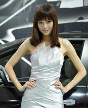 苏州车展,美女,车模
