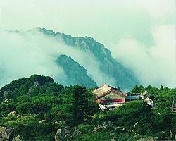 百花山:登山、赏花、赏红叶