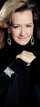 Chopard(萧邦)联合总裁兼任艺术总监及设计部门主管Caroline Scheufele 卡洛琳-舍弗尔