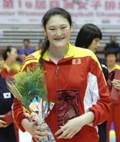 大梅荣膺MVP