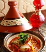 摩洛哥香草鸡煲