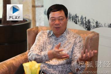 杉杉董事长郑永刚先生