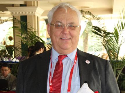 哈萨克斯坦前总理 捷列先科先生