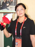 黑龙江大学国际交流处 中国学院副院长贾旭杰