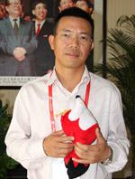 北京天育教育集团董事长兼CEO 周中斌