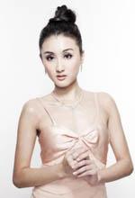 2010年度最上镜小姐 刘雅乐