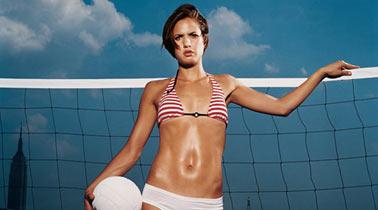 以下是本届女排世界杯十大美女