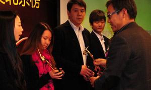 2011中国汽车流通年度大奖北京榜最佳4S店口碑奖