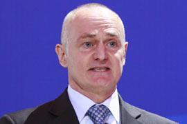 施罗德集团亚太首席执行官Lester Gray,第十届中国证券投资基金国际论坛