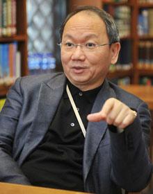 法蓝瓷(FRANZ)总裁陈立恒