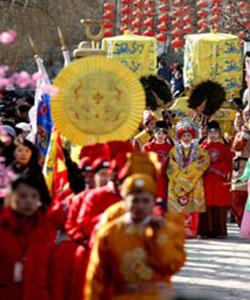 吃喝玩乐闹新春 2012年北京庙会一览