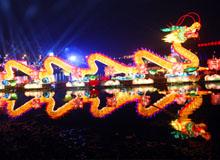 贵阳:观山湖春节灯会