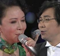 蔡明廖昌永跨界合作演唱《因为爱情》