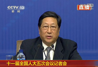 张平称中国经济改革不断深化和完善