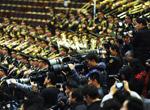政协十一届五次会议在京闭幕