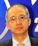 林雷 新华信国际信息咨询总裁兼联合CEO