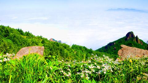 京东第一山——雾灵山 概况