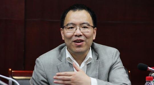 吉利控股集团公关总监杨学良