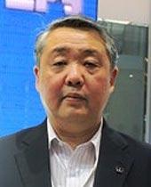 东风裕隆汽车公司执行副总经理陈力