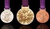 伦敦奥运奖牌
