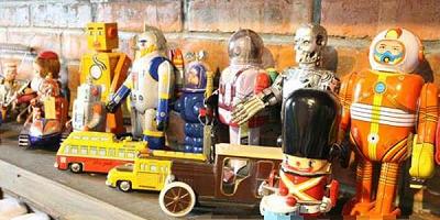 赖在玩具店