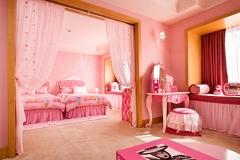 芭比娃娃主题房间